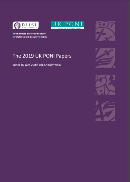 2019 UK PONI Papers