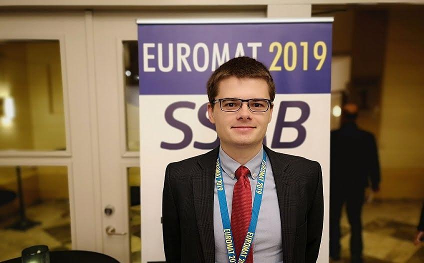 EUROMAT Thomas Davis 2019
