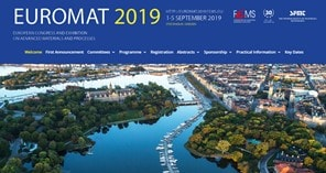 EUROMAT 2019 Conference talk on materials for sodium-cooled fast reactors