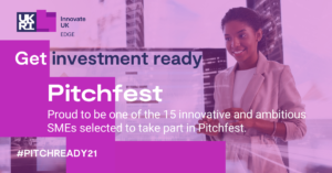 UK EDGE Pitchfest 2021